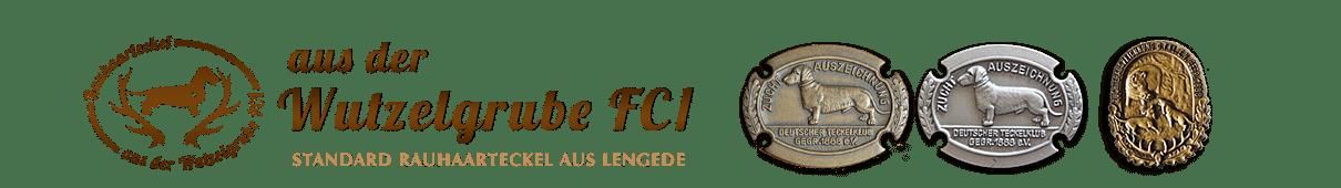 Rauhaarteckel aus der Wutzelgrube FCI